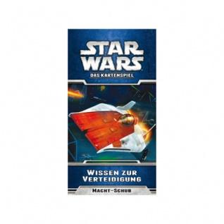 Star Wars Kartenspiel LCG - Wissen zur Verteidigung - Echos der Macht Zyklus 3