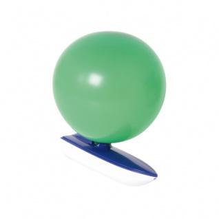 Luftballon-Boot farbig - Vorschau 1