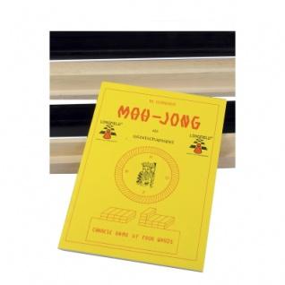 Mah Jongg Spielregelbuch - auf Niederländisch