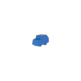 Kleinwagen - Pkw - Auto - 21x12x8mm - blau - Vorschau 2
