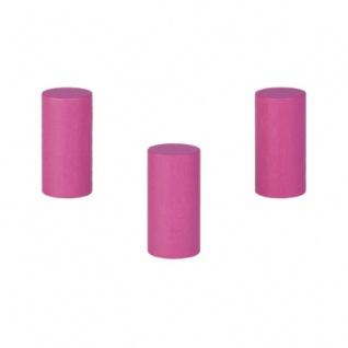 Zylinder - Walze Zeus - 17, 5x34mm - rosa