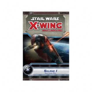 Star Wars X-Wing - - Sklave 1 Erweiterung-Pack DEUTSCH