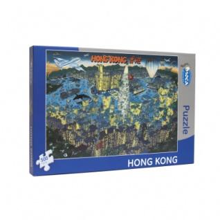 Hongkong - Puzzle - Vorschau 1