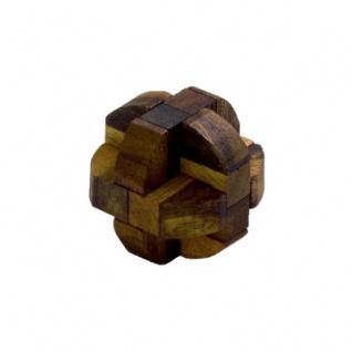 Orion - 12 Puzzleteile - Denkspiel - Knobelspiel - Geduldspiel