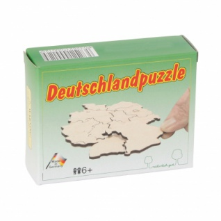 Deutschlandpuzzle - Vorschau 1