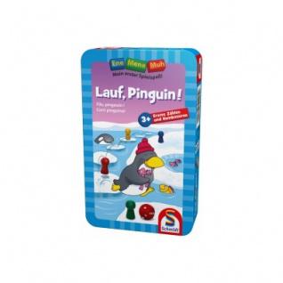 Ene Mene Muh - Lauf - Pinguin