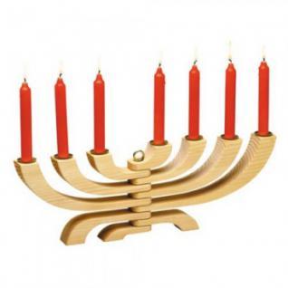 Kerzen - Leuchter - mit 7 verstellbaren Armen