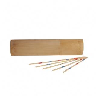 Mikado - 18 cm - im Bambuszylinder