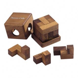 Theseus-Cube - Denkspiel - Knobelspiel - Geduldspiel
