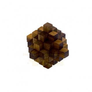 Hercules - 19 Puzzleteile - Denkspiel - Knobelspiel - Geduldspiel