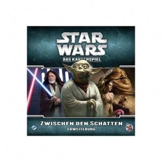 Star Wars Kartenspiel LCG - Zwischen den Schatten Erweiterung