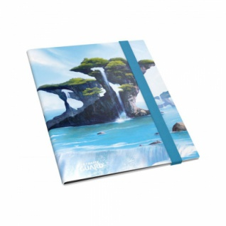 Ultimate Guard 9-Pocket FlexXfolio Lands Edition Insel I