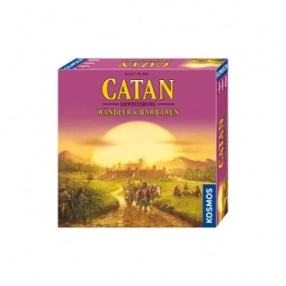 Siedler von Catan - Händler und Barbaren 2-4 Spieler