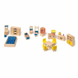 Puppenmöbel mit Küche