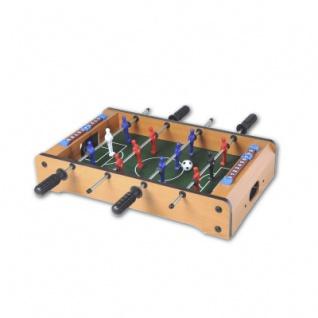 Tischfußball - ca. 51 x 31 x 10, 5 cm