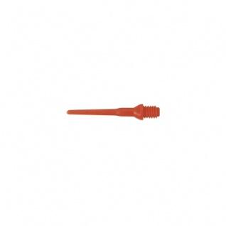 Dartspitzen - Keypoint-Special - 2 BA - 1000 Stück Packung - rot