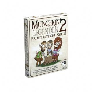 Munchkin Legenden 2 - Fauntastische Spiele - Vorschau 2