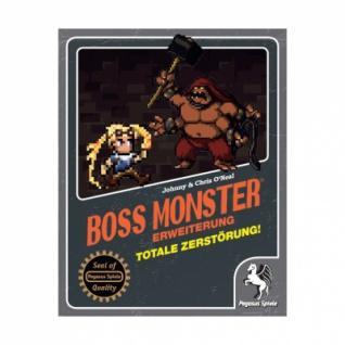 Boss Monster Erweiterung - Totale Zerstörung!