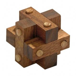 Perseus - 7 Puzzleteile - Denkspiel - Knobelspiel - Geduldspiel