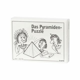 Das Pyramiden-Puzzle