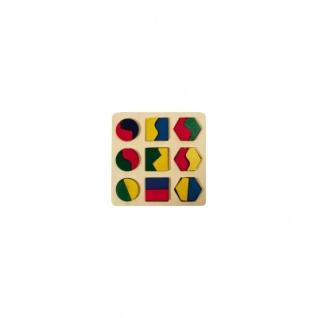 Geometrisches Formenspiel
