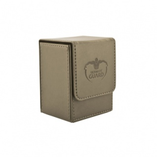 Ultimate Guard FlipDeck Case Leatherette 80+ Sand