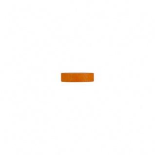 orange Scheibe Mars 15x4mm