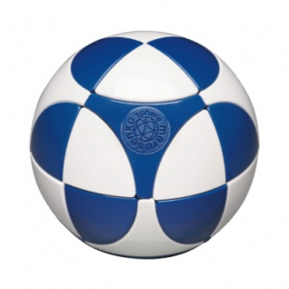 Sphere blau & weiß Level 1