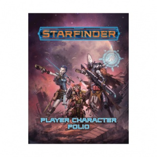 Starfinder - Player Character Folio