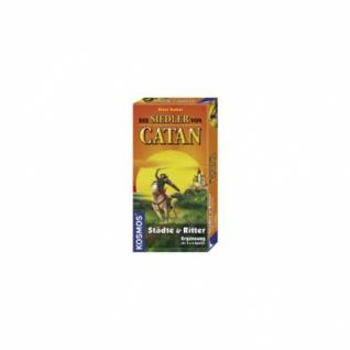 Catan - Städte und Ritter 5-6 Spieler - Neu
