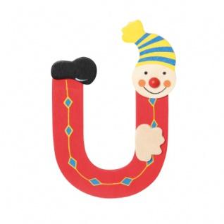 Buchstabe Clown U - Vorschau