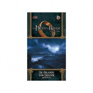 Herr der Ringe Kartenspiel - Die Ödlande von Eriador - Angmar erwacht 1