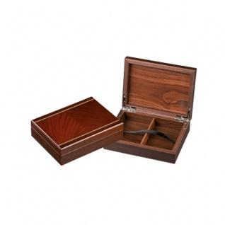 Box für Spielkarten - ohne Inhalt - Magnetverschluss