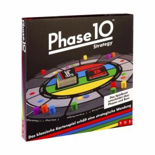 PHase 10 - Phase 10 Strategy Brettspiel
