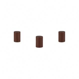 Zylinder - Walze Dia - 10x15mm - braun