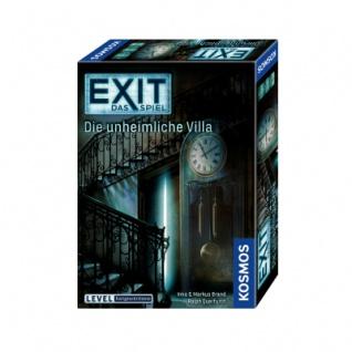 EXIT- das Spiel - Die unheimliche Villa