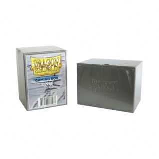 Dragon Shield - Gaming Box 100+ - Silver