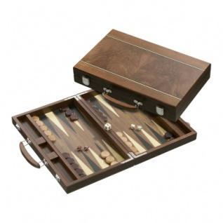 Backgammon - Koffer - Kimon - Holz - standard