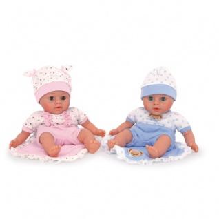 Puppen - Christian und - Carla