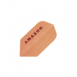 3 x Fly Amazon - Slim Flight - orange - Polyester - 100 My