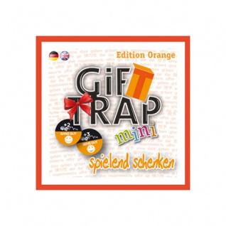 GiftTRAP Mini ORANGE