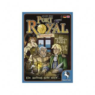 Port Royal - Ein Auftrag geht noch .. - Erweiterung