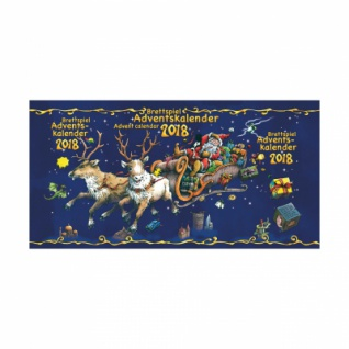 Brettspiel-Adventskalender 2018