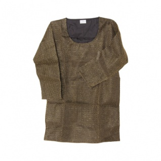 Kettenhemd gold Gr. 128