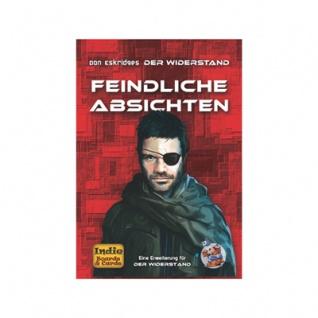 Der Widerstand - Feindliche Absichten - Erweiterung - deutsch