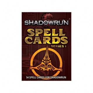 Shadowrun - Spell Cards 1