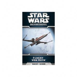 Star Wars Kartenspiel LCG - Flucht von Hoth - Hoth-Zyklus 6