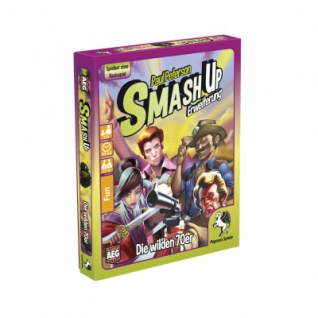 Smash Up - Die wilden 70er - Vorschau 1