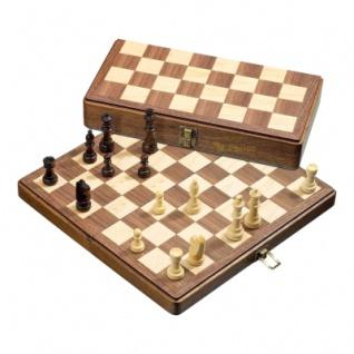 Schachspiel - Schachkassette - standard - Breite 30 cm