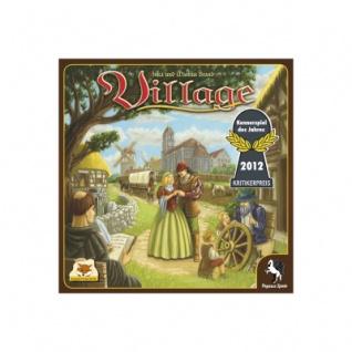 Village - Kennerspiel des Jahres 2012